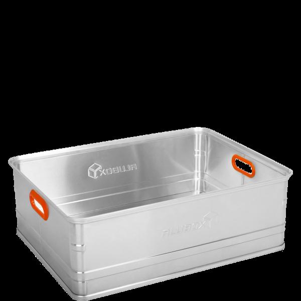 ALUBOX Aufbewahrungsbox U113 mit 113 Liter