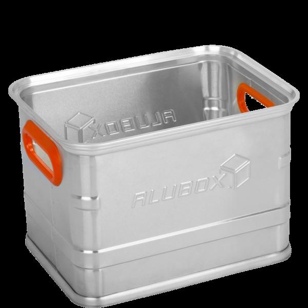 ALUBOX Aufbewahrungsboxen U28 mit 28 Liter Volumen