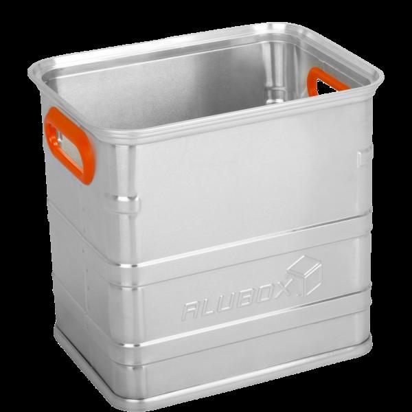 ALUBOX Aufbewahrungsbox U40 mit 40 Liter Volumen